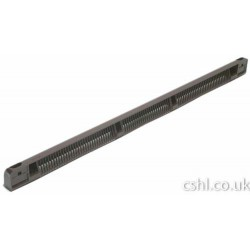 Titon Trimvent Select XC13 412mm- Surfaced Mounted Canopy c/w4400mm Squared EA - Brown Plastic