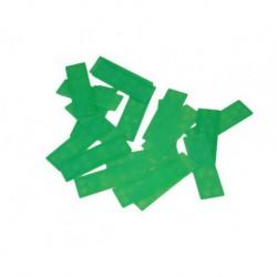 Green Plastic Glazing Frame Packer 100mm x 28mm x 1mm