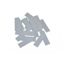White Plastic Glazing Frame Packer 100mm x 28mm x 3mm