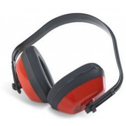 Economy Lightweight Ear Defender c/w Adjustable Headband SNR27db Conforms To EN352