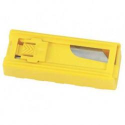 Stanley Knife Blade Dispeneser (10 Blades Per Pack)