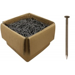 "30mm (1 1/4"") Sheradised Panel Pins 25 Kilo Box"
