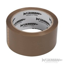 48mm x 50 Mtr Brown Parcel Tape