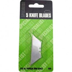 Utility Knife Blades 10 Blades Per Pack