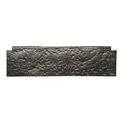 Kirkpatrick Black Antique Inner - Flap 250mm x 80mm