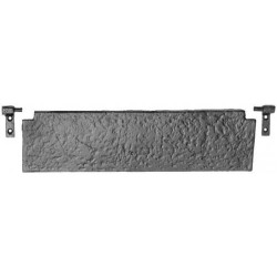 Kirkpatrick Black Antique Inner Flap 300mm x 80mm