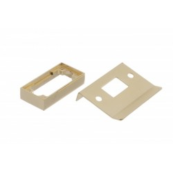 Atlantic Rebate Kit to suit Tubular Latch Polished Brass