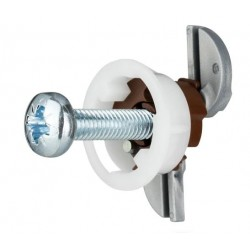 Gripit Brown 20mm Plasterboard Fixings (8 Per Pack)
