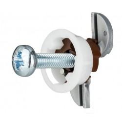Gripit Brown 20mm Plasterboard Fixings (25 Per Pack)