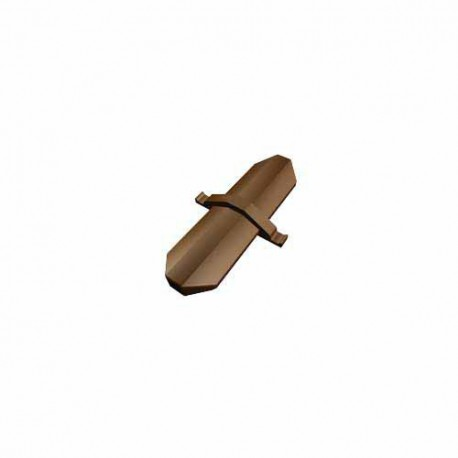 Exitex 40mm Capex Connectors Brown