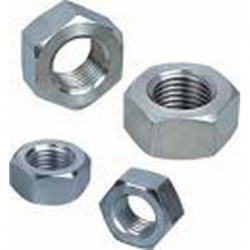 M16 ZP Full Hex Nut ZP (DIN934)