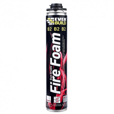 Everbuild Gungrade B2 Firefoam 750ml