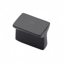 Black Iron Rustic Cabinet Knob Anvil Design 32mm
