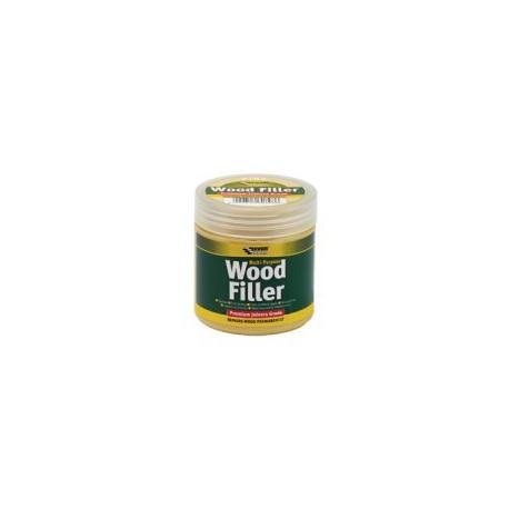 Everbuild White 2 Part Wood Filler High Performance 500g