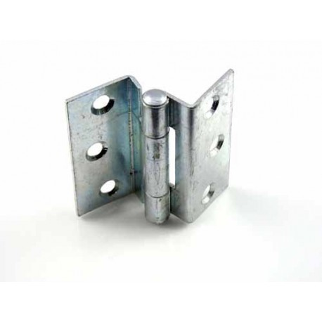 63mm Stormproof Hinges - Zinc Plated