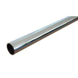 Jedo 25mm Dia. Chrome Plated Tube 1800mm Long