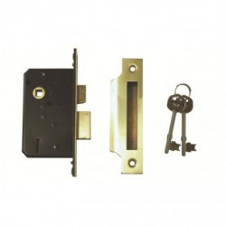 Guardian 5 Lever 64mm Sashlock S.S.S
