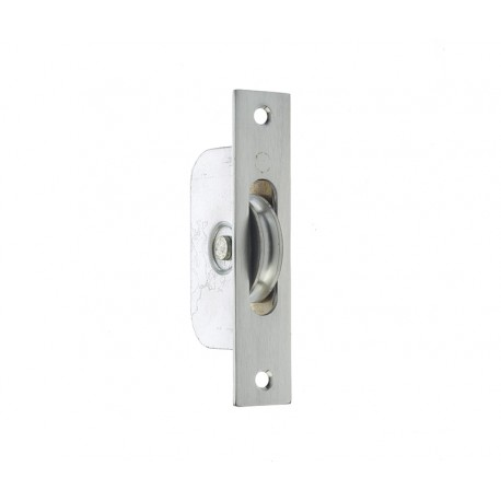 Sash Window Pulley Polished Chrome