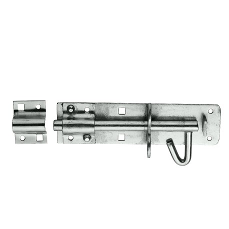150mm Brenton Padlock Bolt Zinc Plated