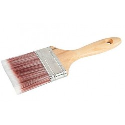75mm Synthetic Paint Brush Suitable For Emulsion Varnish Wood Stain & Lacquer