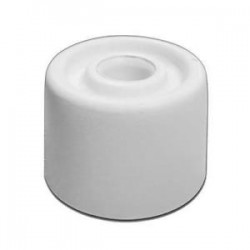 Slatebond Rubber Door Stop White
