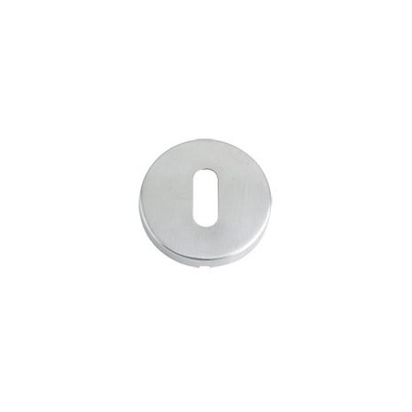 Key Profile Escutcheon Satin Stainless Steel
