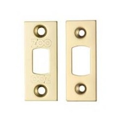 Accessory Pack For Bathroom Deadbolt PVD Brass