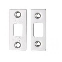 Accessory Pack For Bathroom Deadbolt Polished Stainless Steel
