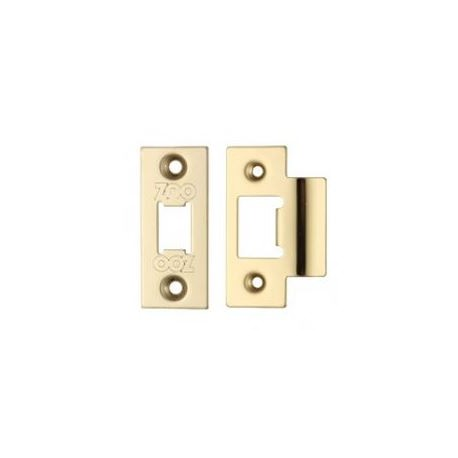 Accessory Pack For Heavy Duty Mortice Latch PVD Brass