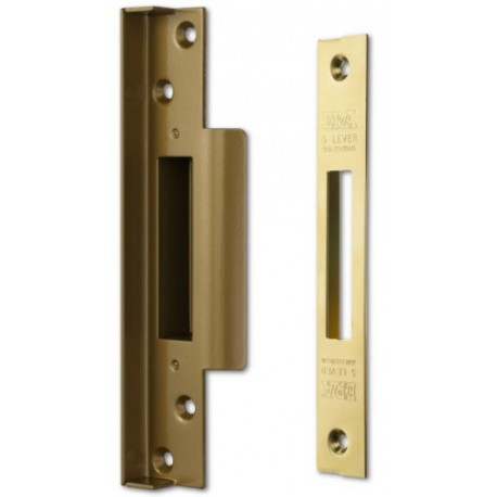 Era 12mm Rebate Kit for Fortress Deadlock Brass Effect