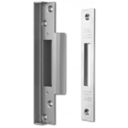 Era 12mm Rebate Kit for Fortress Deadlock Satin Chrome