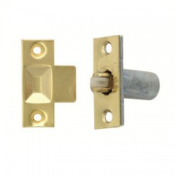 Adjustable Roller Catch Brass