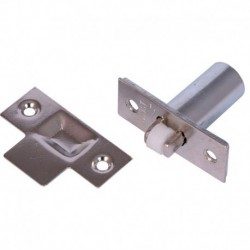 Adjustable Roller Catch Nickel Plated