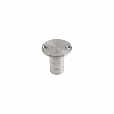 Sprung Dust Socket For Timber Use With Flush Bolts S.S.S.