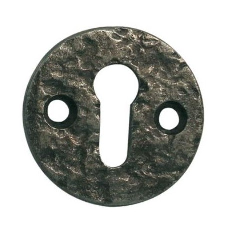 Hand Forged Escutcheon Pewter