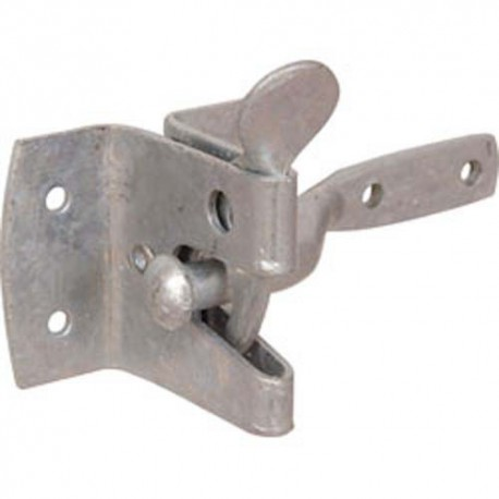 Automatic Gate Latch Zinc Plated