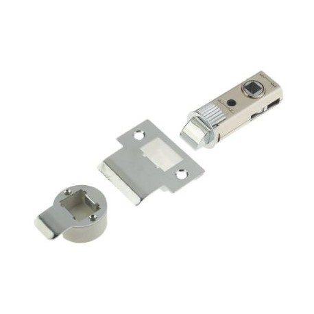 UNION Fastlatch Push Fit Tubular Latch Polished Chrome