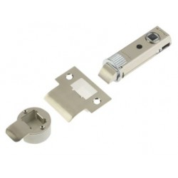 UNION 73mm Fastlatch Push Fit Tubular Latch Satin Nickel