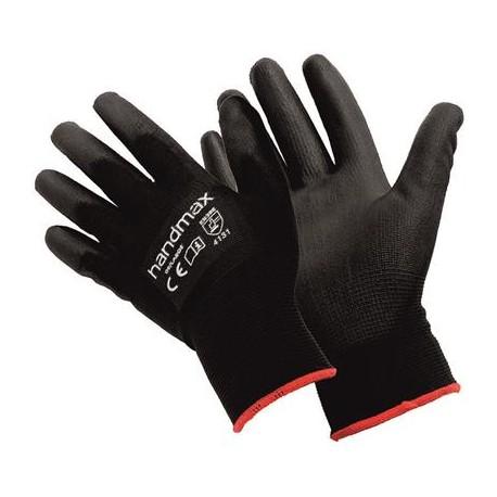 Altanta Handmax Black PU Gloves Extra Large Size 10