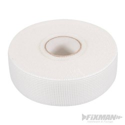 50mm Scrim Tape White