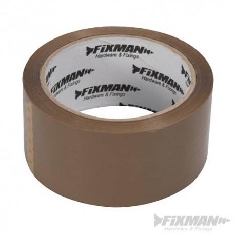 48mm x 50 Mtr Brown Parcel Tape