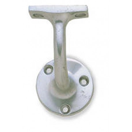 63mm Handrail Bracket Zinc Plated