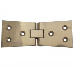 Counter Flap Hinge Polished Brass
