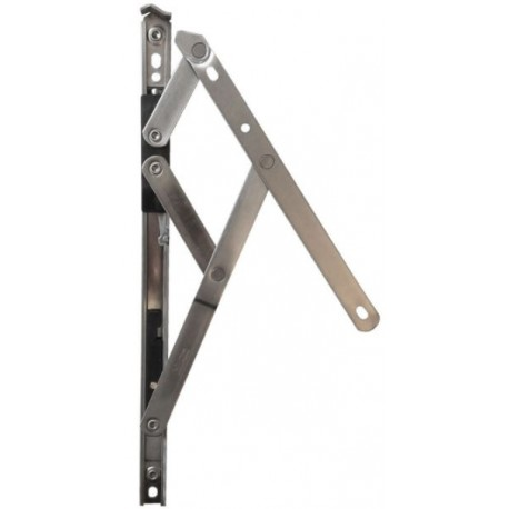 "Nico 16"" Side Hung Egress Easy Clean Friction Hinges"