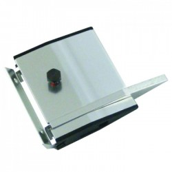 Dorline Door Selector Satin Anodised Aluminium