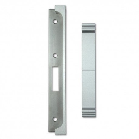 UNION 2919 Rebate To Suit 2137, 2141, 2149, 2157, & 2441 Deadlock Satin Chrome