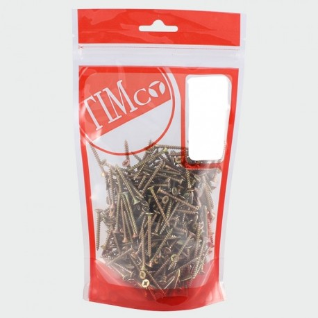 4mm x 30mm Chipboard Screws