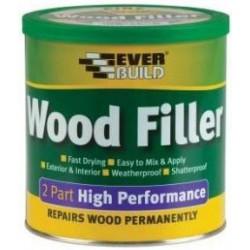 Everbuild Pine 2 Part Wood Filler High Performance 6kg