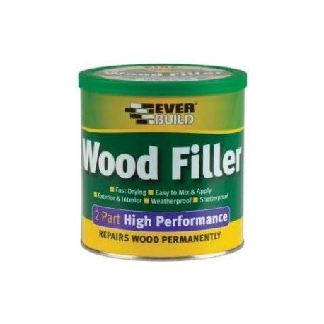 Everbuild Pine 2 Part Wood Filler High Performance - 6kg