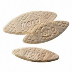 Wooden Biscuits - Size 10